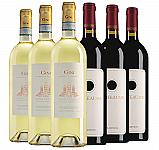 Proefpakket bijzondere wijnen augustus (6 flessen)