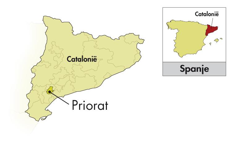 Costers del Priorat Priorat Pissarres
