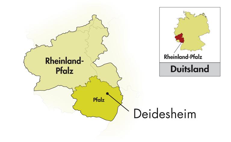 Reichsrat von Buhl Pfalz Pechstein Forst GG Riesling
