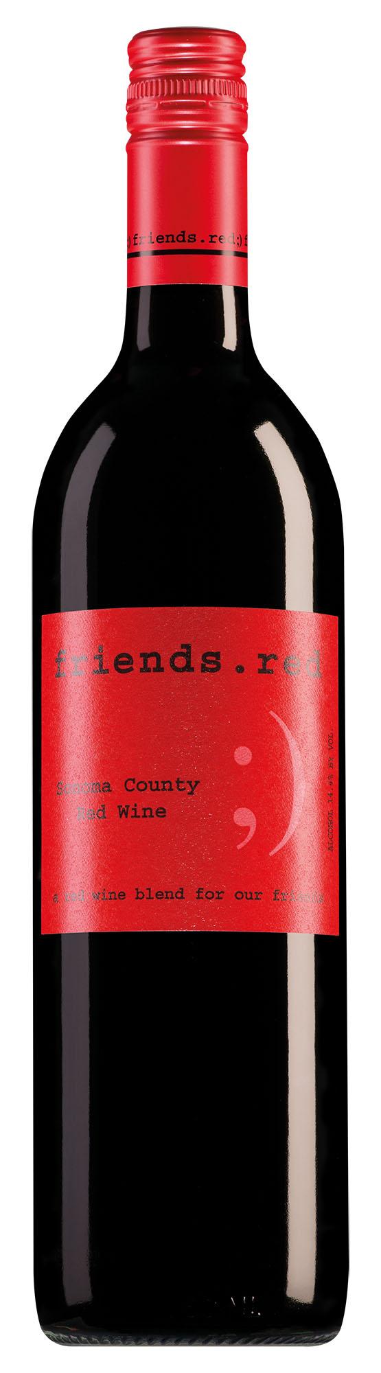 Pedroncelli Sonoma County Friends Red