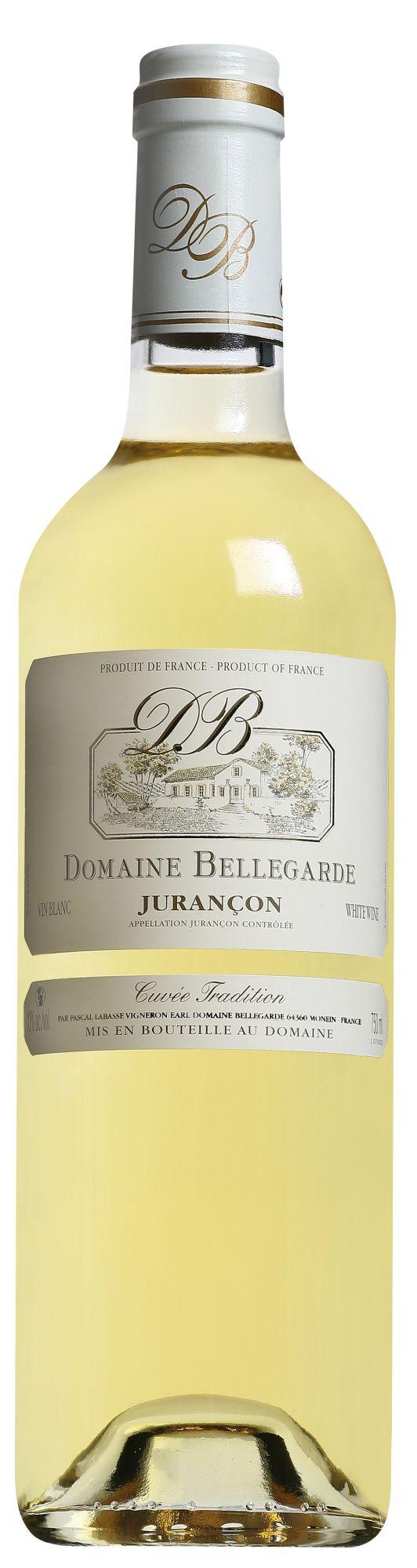 Domaine Bellegarde Jurançon Moelleux