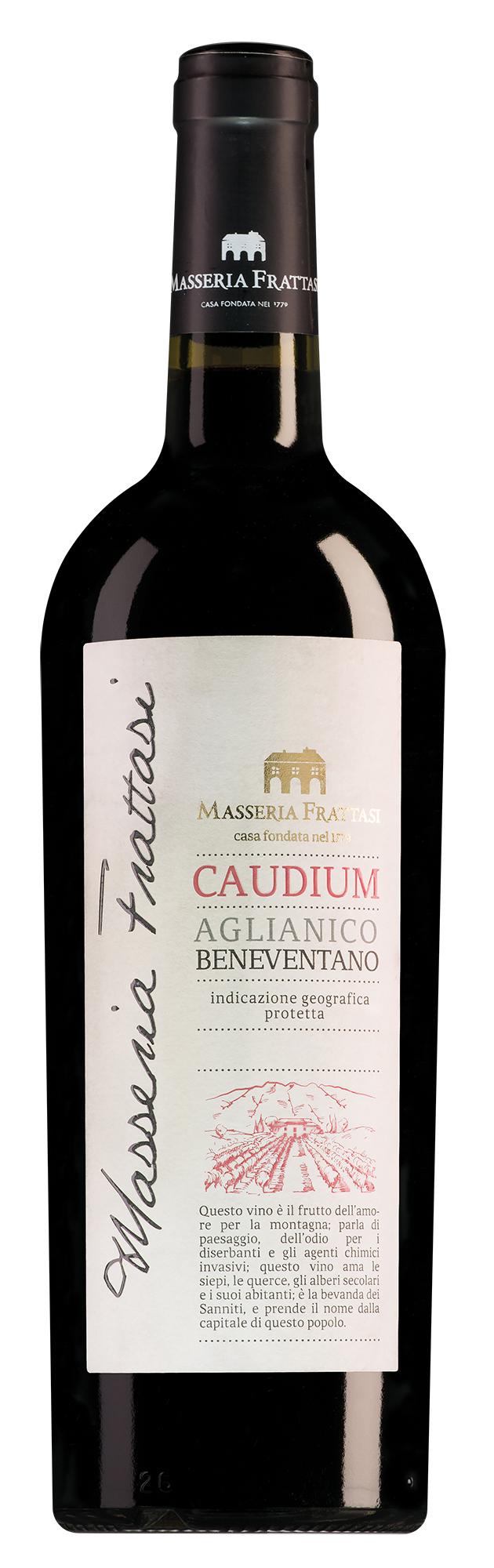 Masseria Frattasi Beneventano Campania Caudium Aglianico