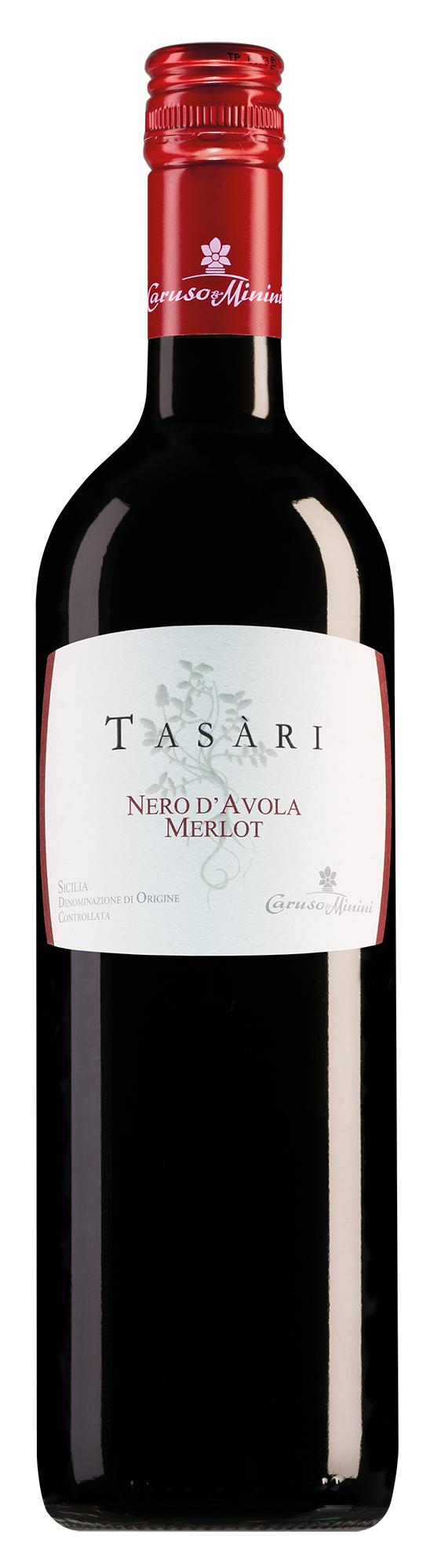 Caruso e Minini Terre Siciliane Tasàri Nero d'Avola-Merlot