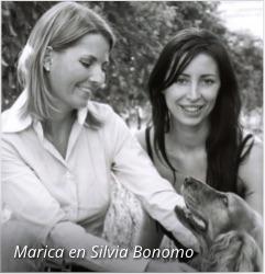 Marica en SIlvia Bonomo